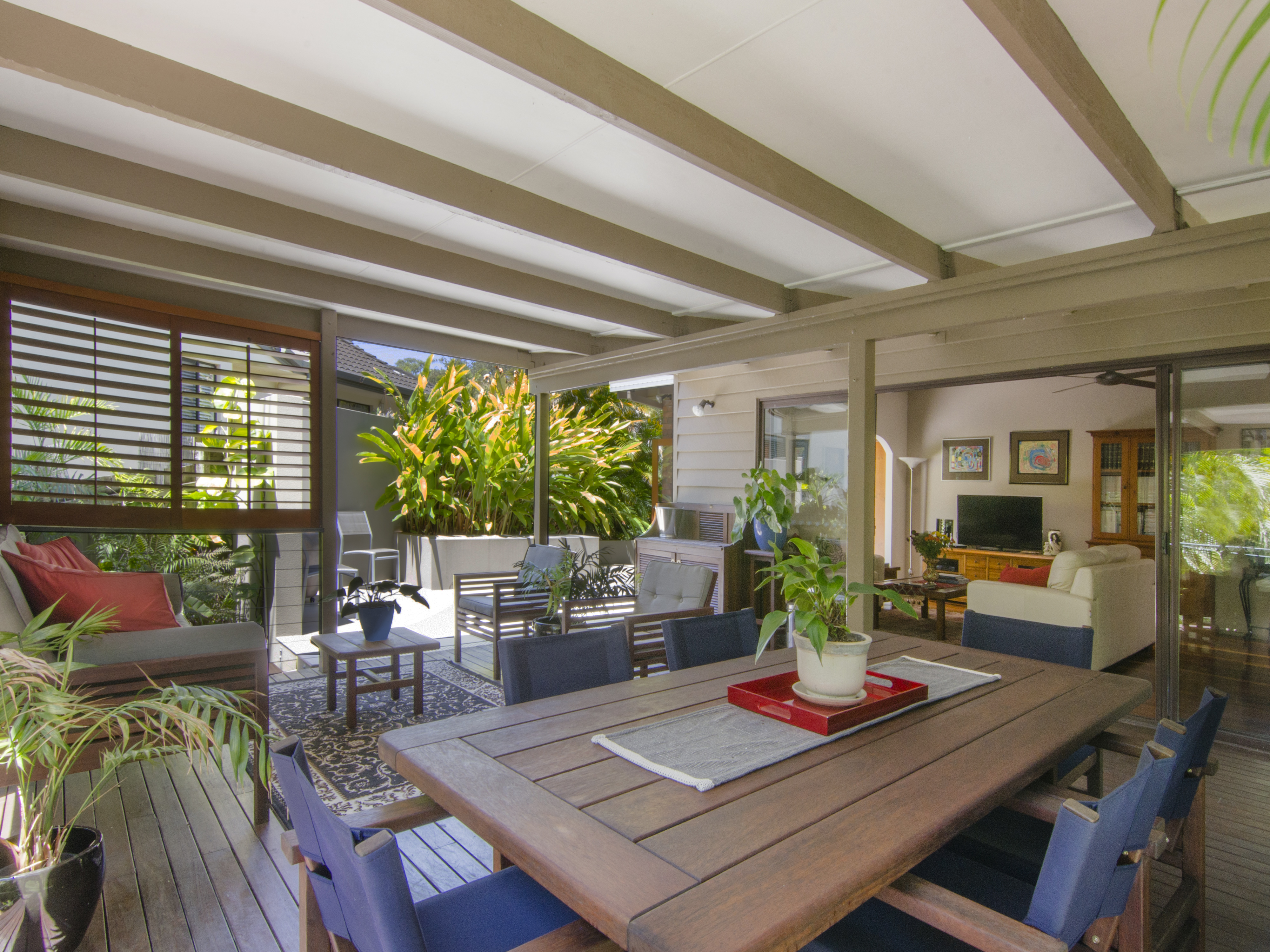 Buderim Outdoor Room
