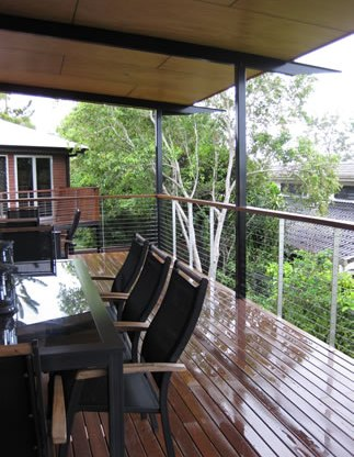 Buderim deck extension - click to view more photos